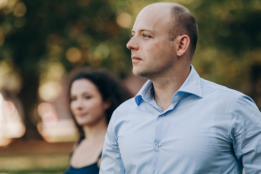 Анастасия и Егор