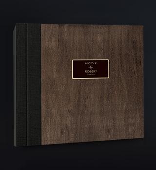 Деревянная обложка «GrandWood»